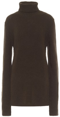 Ann Demeulemeester Wool turtleneck sweater