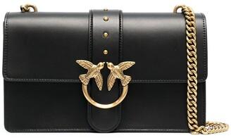 Pinko Classic Love Icon satchel bag