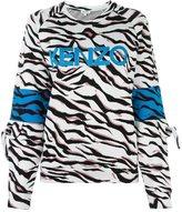 Kenzo 'Tiger Stripes' sweatshirt