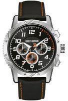 Harley-Davidson Chronograph Watch 76B171