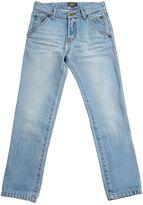 HUGO BOSS Stonewashed Denim Jeans