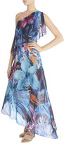 Coast Mavi One Shoulder Maxi Dress