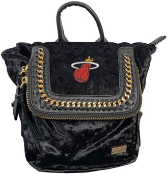 Miami Heat Velvet Mini Backpack