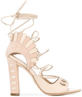 Paula Cademartori Lotus sandals