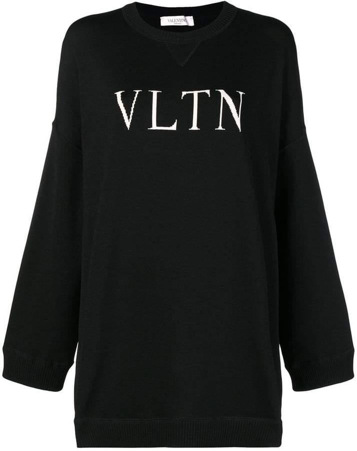 Valentino (ヴァレンティノ) - Valentino VLTN オーバーサイズセーター