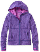 L.L. Bean Girls' L.L.Bean Tech Hoodie