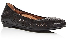 Vionic Women's Robyn Perforated Ballet Flats