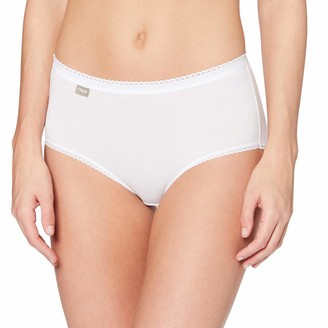 Playtex Women's Culotte Midi Coton Stretch X5 Pants