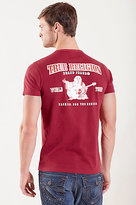 True Religion Hand Picked Double Puff Mens Tee