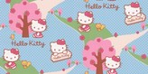 Hello Kitty Kids @ Home Wallpapers Woodland Stroll