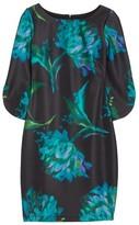 Gabby Skye Women's Floral Print Shift Dress