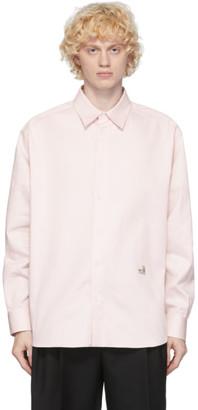 Loewe Pink Anagram Shirt