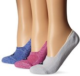 Sperry Women's 3 Pack Performance Cushioned Liner Socks