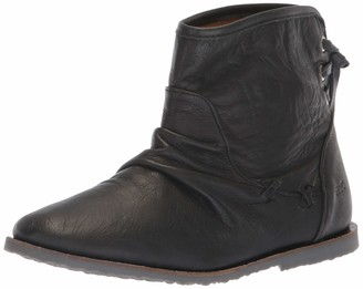 Musse & Cloud Women's Harper Chelsea Boot Black 37 Medium EU (6-6.5 US)