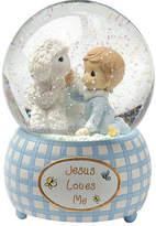 Precious Moments Snow Globe Baby Milestones - Boys, One Size , Multiple Colors