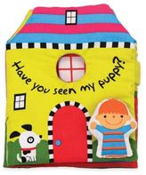Melissa & Doug Have You Seen My Puppy? Soft Book