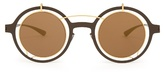 Mykita X Damir Doma Madeleine Round-frame Sunglasses