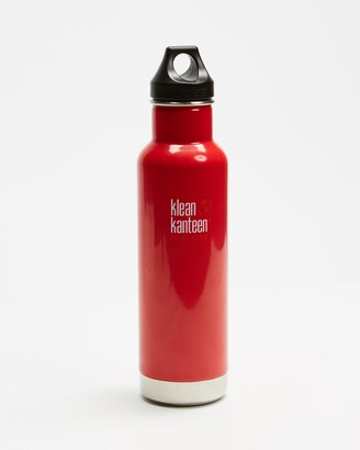 Klean Kanteen Red Water bottles - 20oz Insulated Classic Loop Bottle - Size One Size at The Iconic