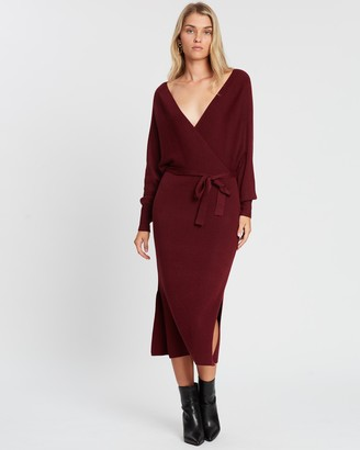 Atmos & Here Nyla Knitted Dress