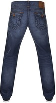 True Religion Ricky Flap Super T Jeans Blue