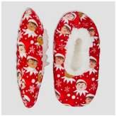 Elf on the Shelf Kids' Elf on the Shelf Ballet Slippers - Red