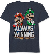 Nintendo Always Winning Mario & Luigi T-Shirt, Big Boys (8-20)