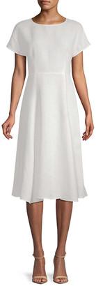 Weekend Oscuro A-Line Dress