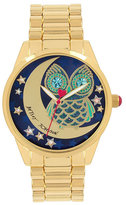 Betsey Johnson Watching Over The Moon Watch