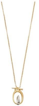 Charlotte Chesnais Turtle necklace