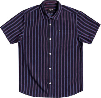 Quiksilver Oxford Lines Button-Up Shirt