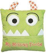 Alma's Designs Little Boy's Green Tooth Fairy Pillow by Almas Designs