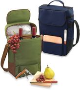Picnic Time Duet Insulated Wine and Cheese Tote