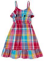 Cherokee Girl's Ruffle Strap Dress