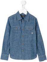 Dondup Kids - denim shirt - kids - Cotton - 4 yrs