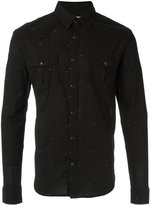 OSKLEN printed shirt - men - Cotton - P
