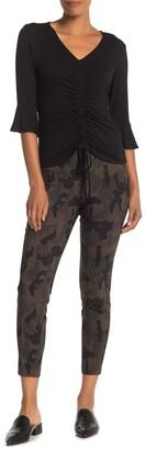 Nanette Lepore Printed Pull-On Camo Pants