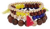 Anna & Ava Isa Boho Stretch Bracelet Set