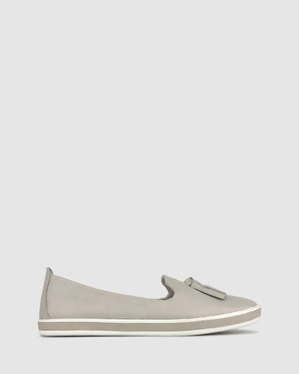 Airflex Gabble Slip On Leather Loafers