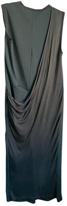 Damir Doma Grey Viscose Dresses