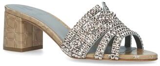 Gina Visage Embellished Mules