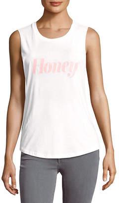 Chrldr Honey Muscle T-Shirt