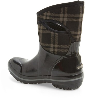 Bogs 'Plimsoll Plaid' MidWaterproof Snow Boot