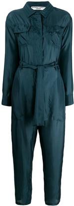 Katharine Hamnett Eleanor silk boiler suit