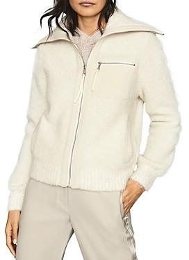 Reiss Gina Boucle Jacket