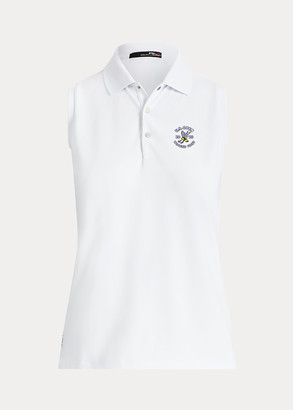 Ralph Lauren U.S. Open Golf Sleeveless Polo Shirt