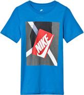 Nike Blue Shoe Box Graphic Tee
