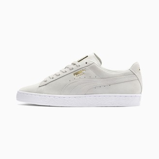 Puma Suede Classic Metal Badge Sneakers