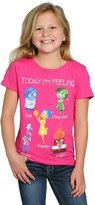 Disney girls Inside Out I'm Feeling Girls T-Shirt