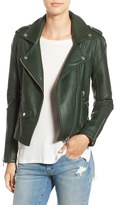 Blank NYC Women's Blanknyc 'Easy Rider' Faux Leather Moto Jacket