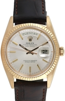 Rolex Vintage Day-Date President 18K Yellow Gold Watch, 36mm